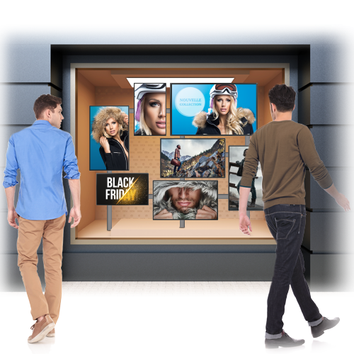 ihm-studio-ecran-affichage-dynamique-vitrine-magasin-point-vente
